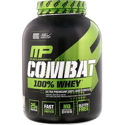 MusclePharm, Combat 100% Whey Protein